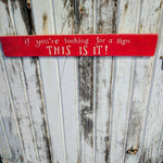 If You're Looking For a Sign - Graceful Journey Co. Sagewood Sign Co unique gift idea, barn board signs, jewelry, mom essentials, farmhouse style, simplify your life, Premier Designs