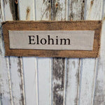 Elohim - Graceful Journey Co. Sagewood Sign Co unique gift idea, barn board signs, jewelry, mom essentials, farmhouse style, simplify your life, Premier Designs