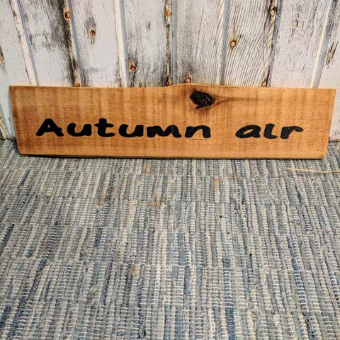 Autumn Air - Graceful Journey Co. Sagewood Sign Co unique gift idea, barn board signs, jewelry, mom essentials, farmhouse style, simplify your life, Premier Designs