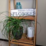 Fresh Flowers - Graceful Journey Co. Sagewood Sign Co unique gift idea, barn board signs, jewelry, mom essentials, farmhouse style, simplify your life, Premier Designs