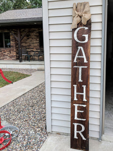 Burlap Gather - Graceful Journey Co. Sagewood Sign Co unique gift idea, barn board signs, jewelry, mom essentials, farmhouse style, simplify your life, Premier Designs