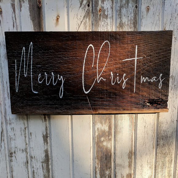 Simply Merry Christmas - Graceful Journey Co. Sagewood Sign Co unique gift idea, barn board signs, jewelry, mom essentials, farmhouse style, simplify your life, Premier Designs