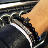 Black King Némée Bracelet - Wrist Avenue