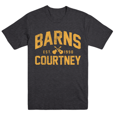 Barns Courtney Guitar T-Shirt