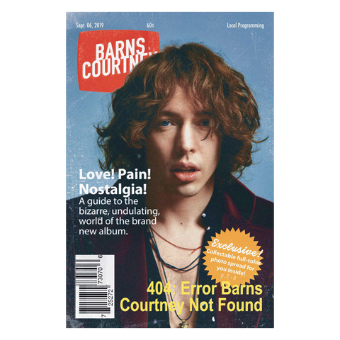 Barns Courtney Photo Book