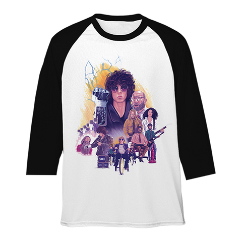 Barns Courtney Raglan T-Shirt