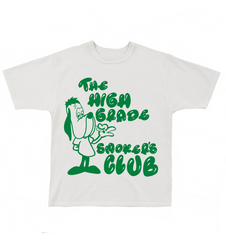 The High Grade Tee - White
