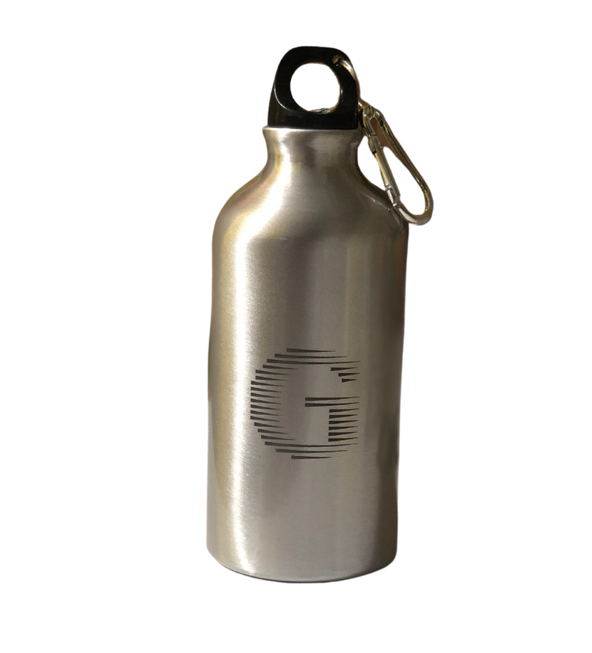 G'd 500ml Aluminium Water Bottle