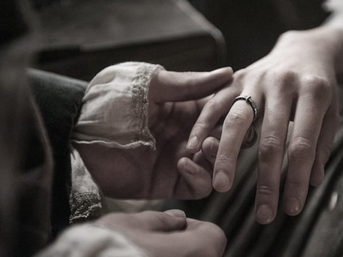 "Outlander - ""Claire's wedding rings"""