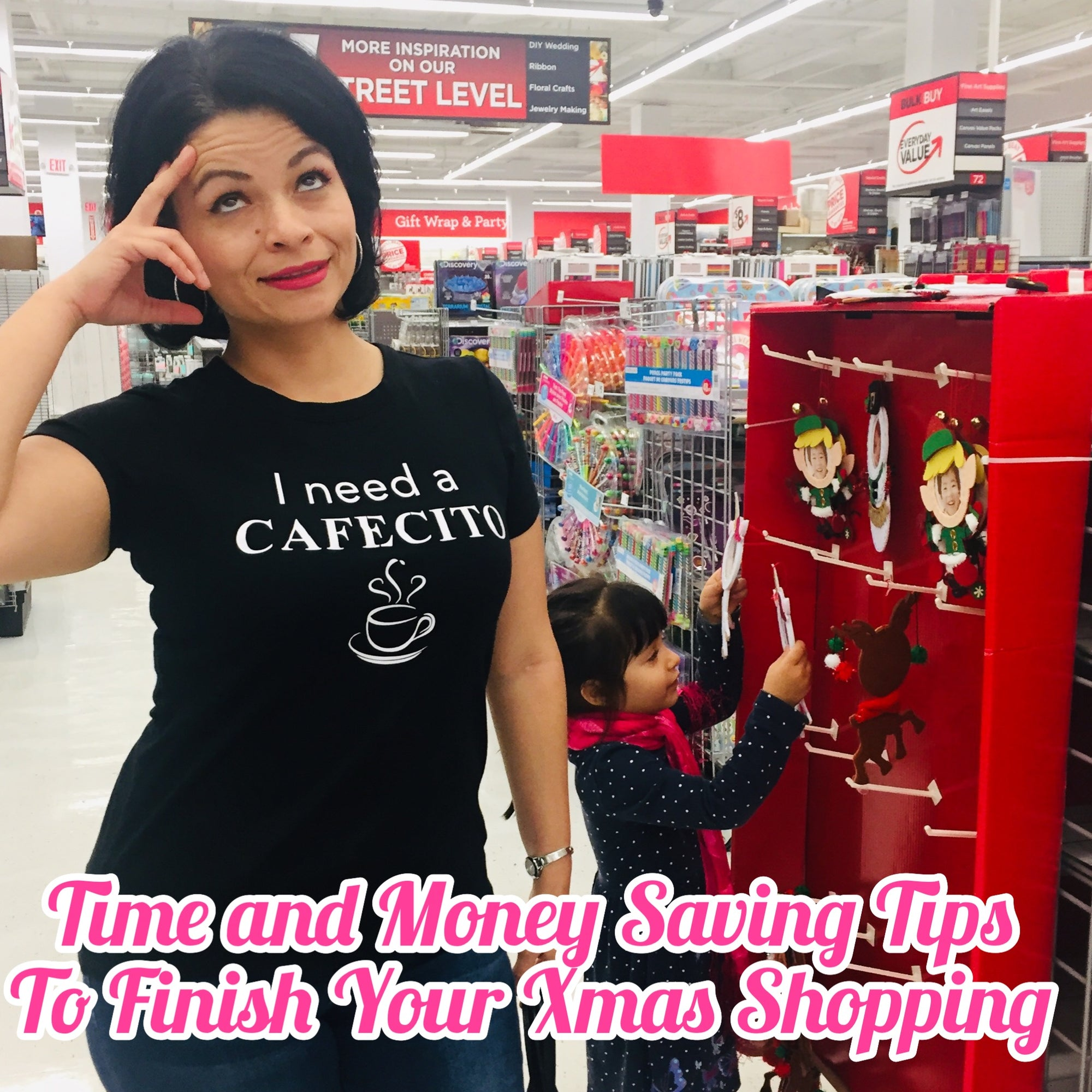 Time and Money Saving Tips to Help You Finish your Holiday Shopping