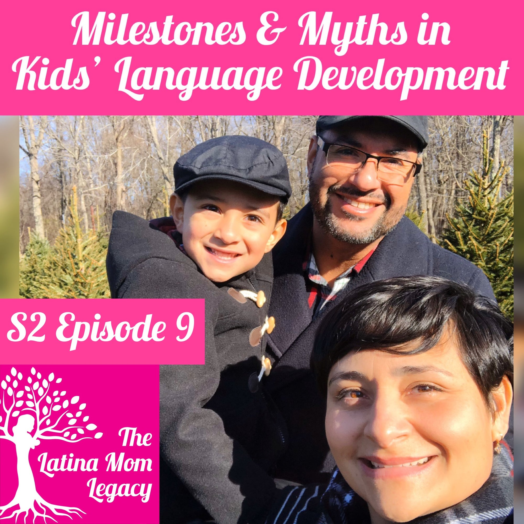 2.09 Carolina Marroquin - Milestones and Myths in a Bilingual Child's  Speech and Language Development