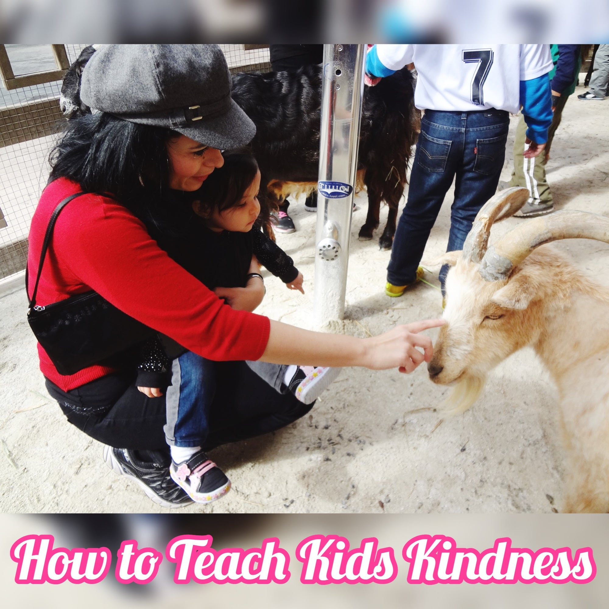 How to Teach your Kids Kindness in a World Full of Aholes