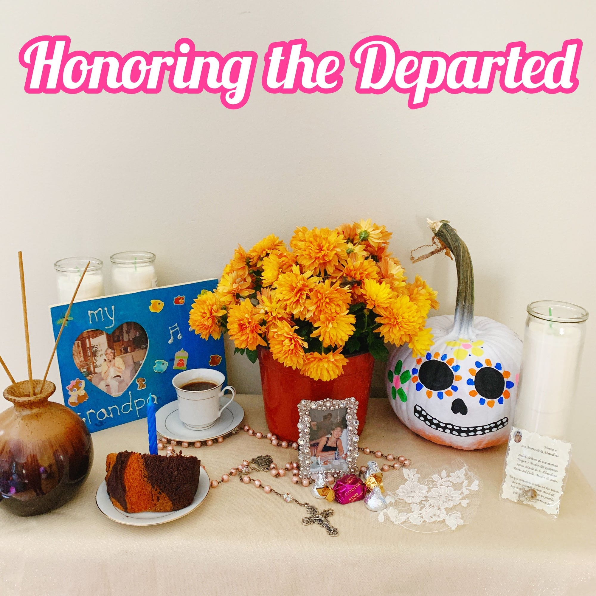 Day of the Dead Facts and Interview with Mexican Mom, Lizzy Rodriguez