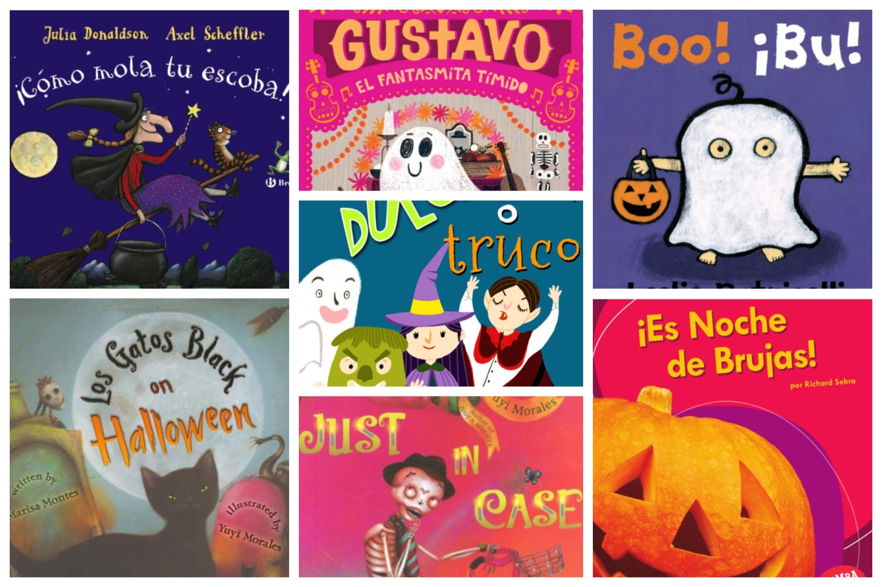 Top Bilingual Spanish Halloween Books for 2020