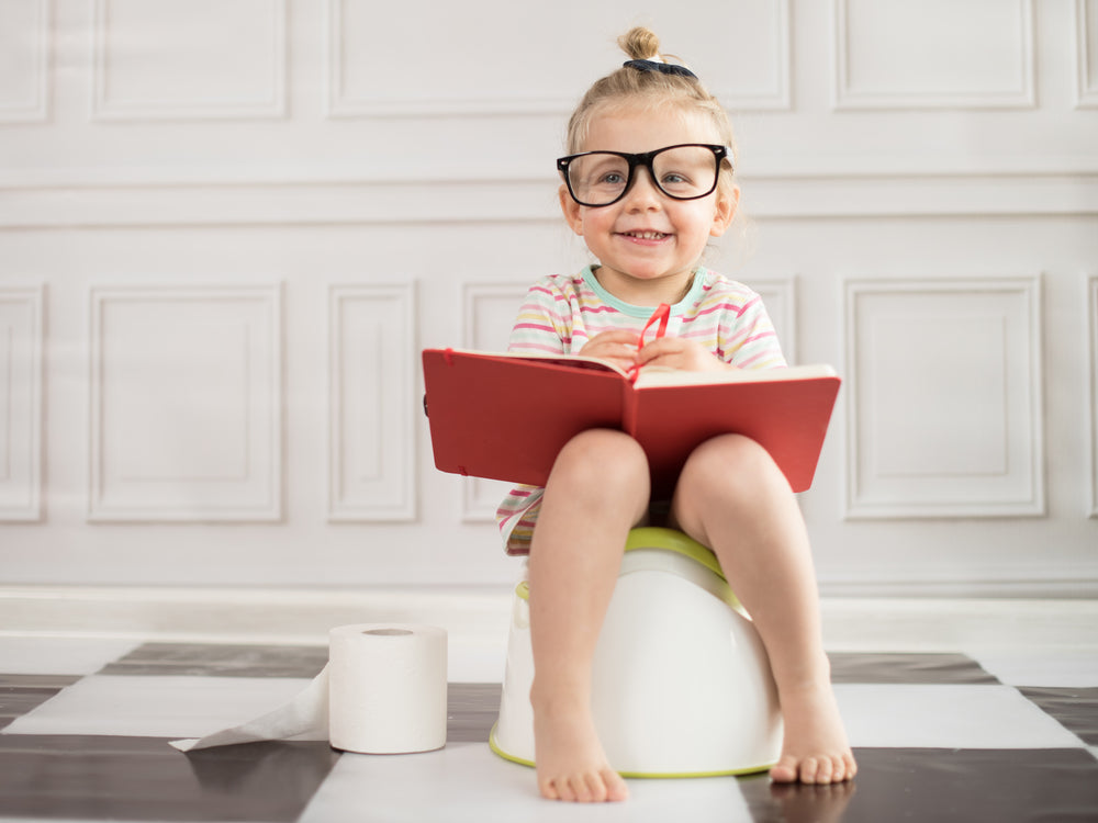 What You Need to Know to Potty Train - A Q & A