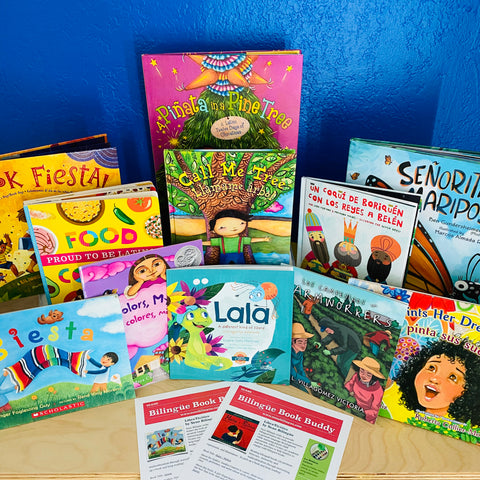 Free Bilingual Book Buddy Newsletter
