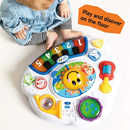 Discovering Music Table by Baby EInstein