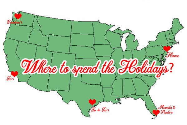 Holiday Map