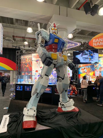 Transformer at Toy Fair