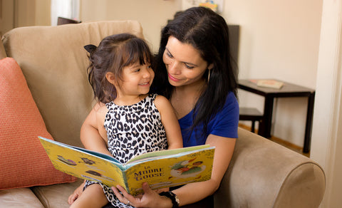 Read to your Child in Spanish