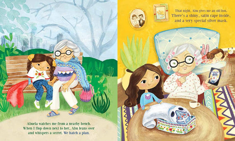 7 Books that EMpower Little Latina Girls - Little Luchadora