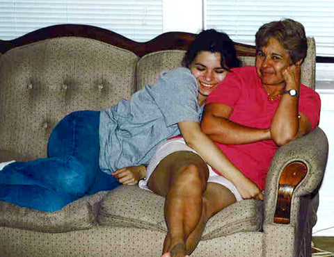 My Latina Mom and me - Mi Legasi