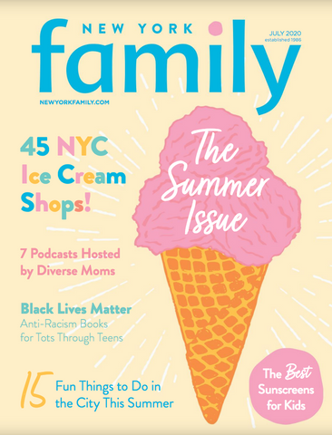 New York Family July Issue