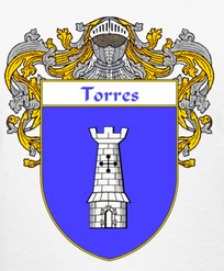Torres Coat of Arms