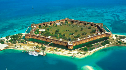 Dry Tortugas National Park Key West, FL.