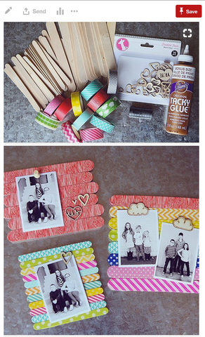 Craft Picture Frame