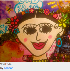 Viva Frida by Conbon