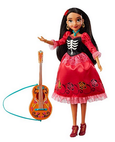 Elena Day of the Dead Doll