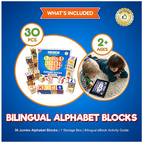 Bilingual Learning Blocks
