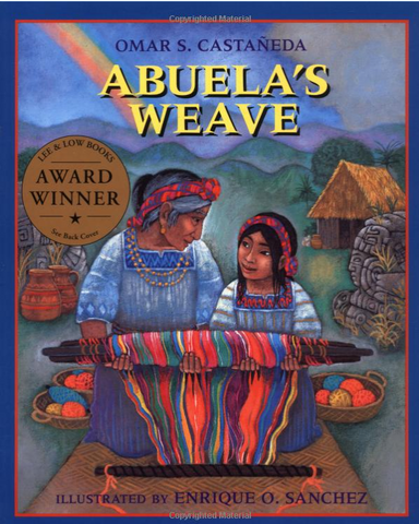Abuela's Weave - Guatemala Children's Book