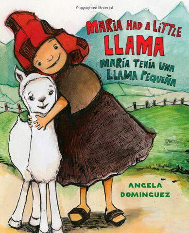 Peru Children's Book