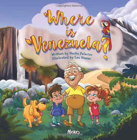 Venezuela Children's Book