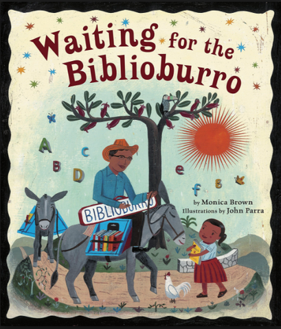 Waiting for Biblioburro - Colombia