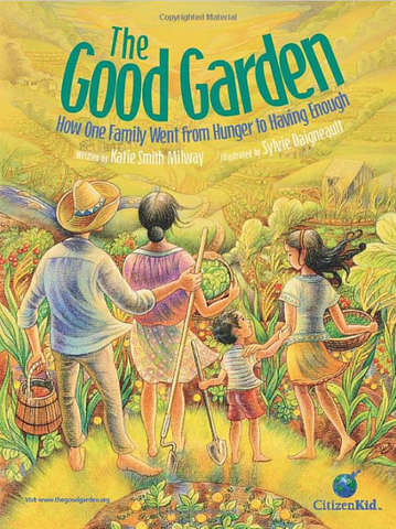 The good garden - Honduras Children Book