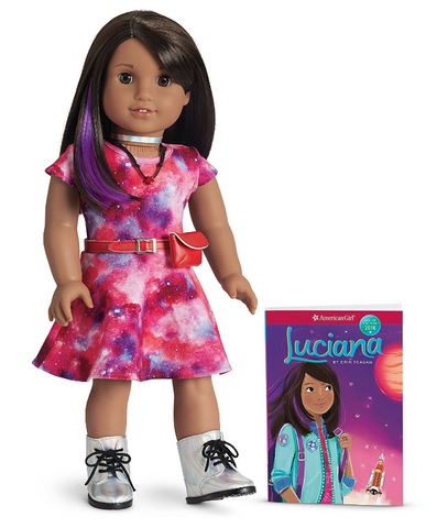 Luciana American Girl Latina Doll