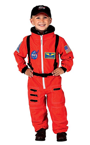 Unisex Astronaut Dress Up ELlen Ochoa