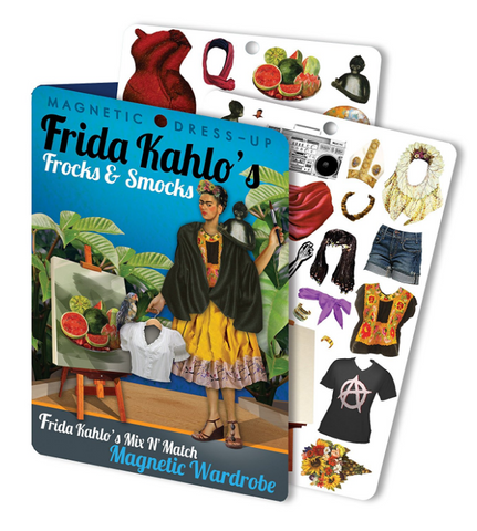 Frida Kahlo Dress Up Game