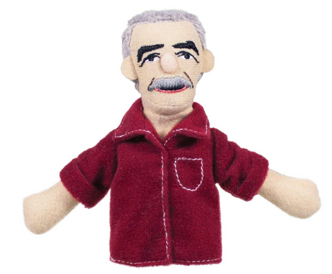 Gabriel Garcia Marquez Hispanic Icon Doll