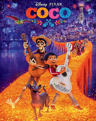 Watch Coco on Day of the Dead