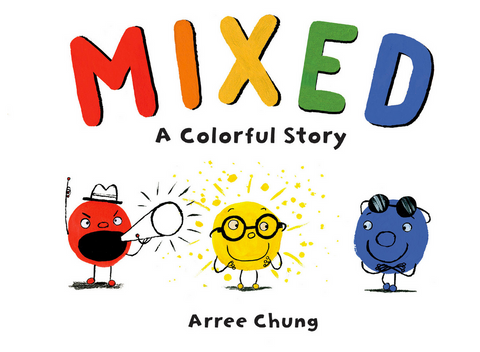 Mixed a Colorful Story