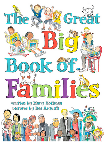 The Big Book of Families