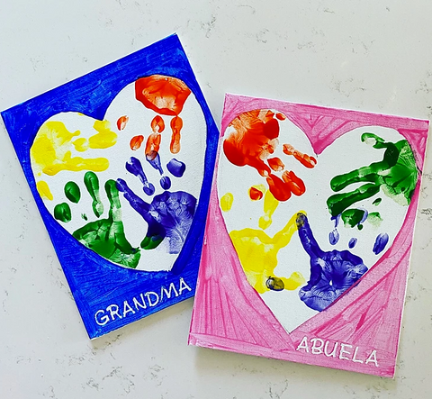 Bebe Bilingue Mother's Day Craft