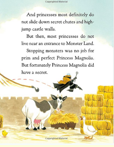 The Princess in Black Book Preview