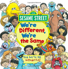We're Different We're the Same Book