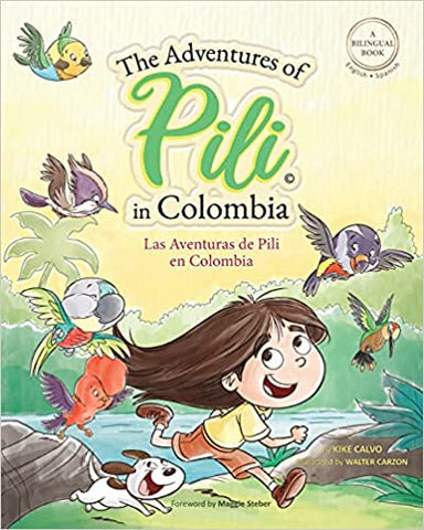 The Adventures of Pili in Colombia