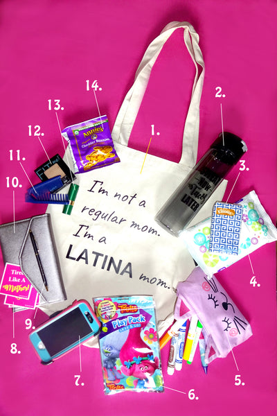 What's in my Latina Bag - Mi Legasi